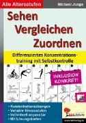 Cover-Bild zu Sehen - Vergleichen - Zuordnen (eBook) von Junga, Michael