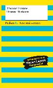 Cover-Bild zu Unterm Birnbaum. Textausgabe mit Kommentar und Materialien (eBook) von Fontane, Theodor