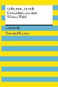 Cover-Bild zu Geschichten aus dem Wiener Wald (eBook) von Horváth, Ödön von