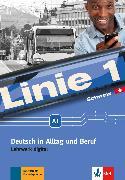 Cover-Bild zu Linie 1 Schweiz A1 von Harst, Eva