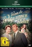 Cover-Bild zu Wenn die Alpenrosen blühen von Marianne Hold (Schausp.)
