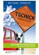 """Cover-Bild zu Unterrichtsmaterial zu """"Tschick"""" von Kaufmann, Theo"""