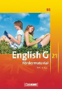Cover-Bild zu English G 21, Ausgabe B, Band 5: 9. Schuljahr, Fördermaterial, Kopiervorlagen von Wright, Jon