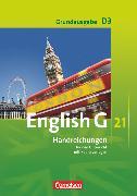 Cover-Bild zu English G 21, Grundausgabe D, Band 3: 7. Schuljahr, Handreichungen für den Unterricht, Mit Kopiervorlagen von Brünker, Peter