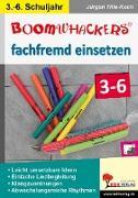 Cover-Bild zu Boomwhackers fachfremd einsetzen / Klasse 3-6 (eBook) von Tille-Koch, Jürgen
