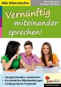 Cover-Bild zu Vernünftig miteinander sprechen! (eBook) von Hartmann, Horst
