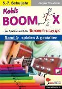 Cover-Bild zu Kohls BOOMIX / 5.-7. Schuljahr (eBook) von Tille-Koch, Jürgen