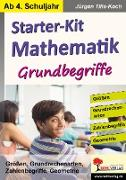 Cover-Bild zu Starter-Kit Mathematik - Grundbegriffe (eBook) von Tille-Koch, Jürgen