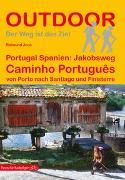Cover-Bild zu Portugal Spanien: Jakobsweg Caminho Português. 1:100'000 von Joos, Raimund