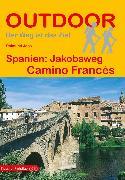 Cover-Bild zu Spanien: Jakobsweg Camino Francés (eBook) von Joos, Raimund