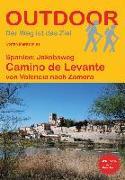 Cover-Bild zu Spanien: Jakobsweg Camino de Levante von Markschies, Stefan