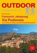 Cover-Bild zu Frankreich: Jakobsweg Via Podiensis. 1:150'000 von Engel, Hartmut