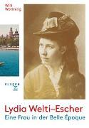 Cover-Bild zu Lydia Welti-Escher von Wottreng, Willi
