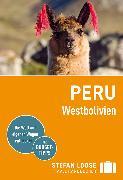 Cover-Bild zu Stefan Loose Reiseführer Peru, Westbolivien von Herrmann, Frank