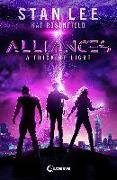 Cover-Bild zu Stan Lee's Alliances - A Trick of Light von Lee, Stan