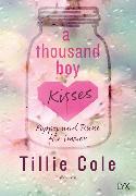 Cover-Bild zu A Thousand Boy Kisses - Poppy und Rune für immer von Cole, Tillie