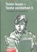 Cover-Bild zu Texte lesen - Texte verstehen 5. Schülerheft von Menzel, Wolfgang (Hrsg.)