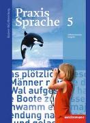 Cover-Bild zu Praxis Sprache / Praxis Sprache - Ausgabe 2015 für Baden-Württemberg von Menzel, Wolfgang (Hrsg.)