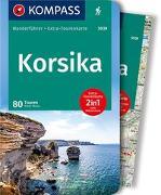 Cover-Bild zu KOMPASS Wanderführer Korsika