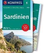 Cover-Bild zu KOMPASS Wanderführer Sardinien
