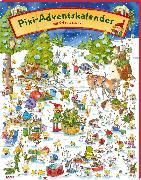 Cover-Bild zu Pixi Adventskalender 2019 von diverse