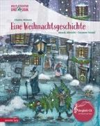 Cover-Bild zu Eine Weihnachtsgeschichte von Albrecht, Henrik