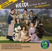 Cover-Bild zu Heidi, wo bisch du dihei? von Bond, Andrew