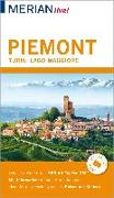 Cover-Bild zu MERIAN live! Reiseführer Piemont Turin Lago Maggiore von Lutz, Timo