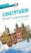 Cover-Bild zu Amsterdam - Stadtabenteuer Reiseführer Michael Müller Verlag von Stanescu, Diana