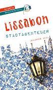 Cover-Bild zu Lissabon - Stadtabenteuer Reiseführer Michael Müller Verlag von Beck, Johannes
