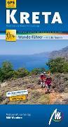 Cover-Bild zu Kreta MM-Wandern Wanderführer Michael Müller Verlag von Schuschnigg, Gunnar