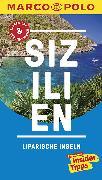 Cover-Bild zu Sizilien, Liparische Inseln von Bausenhardt, Hans