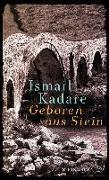 Cover-Bild zu Geboren aus Stein von Kadare, Ismail