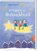 Cover-Bild zu 24 Engel für die Weihnachtszeit von Grosche, Erwin