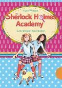 Cover-Bild zu Die Sherlock-Holmes-Academy 2: Geheimcode Katzenpfote von Watson, Holly