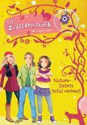 Cover-Bild zu Die Zaubermädchen 4: Nature-Sisters total verhext von Adler, Andrea