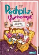 Cover-Bild zu Agentur Pechpilz und Glücksvogel von Schütze, Andrea