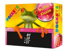 Cover-Bild zu Pockets for Kids. Mathe Klasse 3