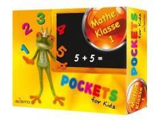 Cover-Bild zu Pockets for Kids. Mathe Klasse 1