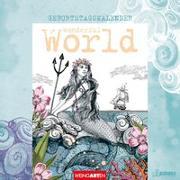 Cover-Bild zu Pabuku - Geburtstagskalender Wonderful World