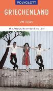 Cover-Bild zu POLYGLOTT on tour Reiseführer Griechenland von Christoffel-Crispin, Claudia