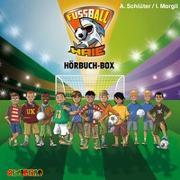 Cover-Bild zu Fußball-Haie Hörbuch-Box von Schlüter, Andreas