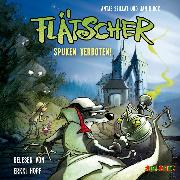 Cover-Bild zu Flätscher (5) (Audio Download) von Szillat, Antje