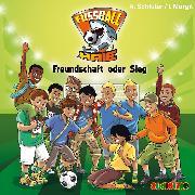 Cover-Bild zu Fußball-Haie (10) (Audio Download) von Margil, Irene