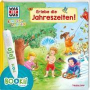 Cover-Bild zu BOOKii® WAS IST WAS Kindergarten Erlebe die Jahreszeiten! von Döring, Hans-Günther