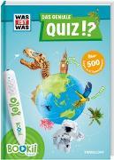 Cover-Bild zu BOOKii® WAS IST WAS Das geniale Quiz!? von Langbein, Carolin