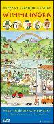 Cover-Bild zu Wimmlingen 2021 - Mega-Familienkalender mit 7 Spalten - Mit 2 Stundenplänen und Ferientabelle - Hochformat 30,0 x 68,5 cm von DUMONT Kalenderverlag (Hrsg.)