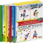 Cover-Bild zu Die Wimmlinger Jahreszeiten-Box von Berner, Rotraut Susanne