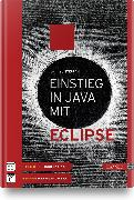 Cover-Bild zu Einstieg in Java mit Eclipse