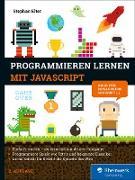 Cover-Bild zu Programmieren lernen mit JavaScript (eBook) von Elter, Stephan